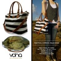 Jual Tas Wanita Vona Carriole Tote Bag Branded Bagus Unik Cantik Lucu Murah Murah