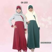 Gamis Anak Rahnem GK 1203 size XL / XXL