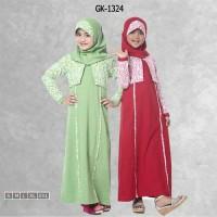 Gamis Anak Rahnem GK 1324 size XL / XXL