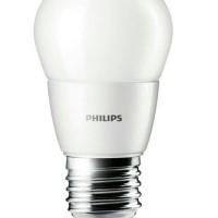 PHILIPS LED 4W / Lampu led bulb 4 watt putih