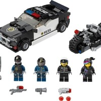 LEGO Movie 70819 - BAD COP CAR CHASE