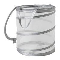 Ikea Fyllen ~ Keranjang Laundry | Laundry Bag | Grey | 79 L