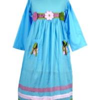 ATM181E- 7 grosir busana / baju muslim anak perempuan / wanita / cewe
