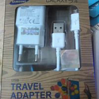 travel adapter charger samsung galaxy s4 / note 2 / s2 / s3 grand core