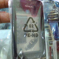 Casing Kesing Fullset Nokia Asha 311 N311 Original Oem Black Hitam