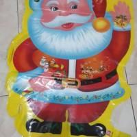 balon santa clause