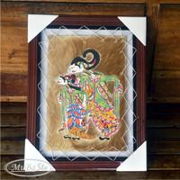 Lukisan Wayang Kulit Kumajaya Kumaratih Kamajaya Kamaratih Terjamin