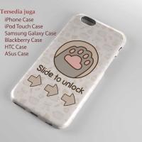 pusheen lock screen Hard case iphone case dan semua hp