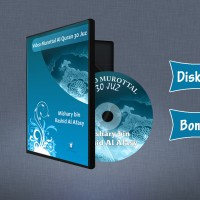 DVD Video Murottal Al Quran + BONUS Aplikasi ISLAMI