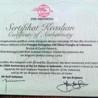 SP SHP Bandung Fest Citylink 2014 + Sertifikat keaslian