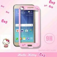 harga Tempered Glass Hello Kitty Samsung S5 S6 Dan Lenovo A6000 A7000 Tokopedia.com