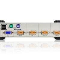 ATEN CS84U, 4-Port PS/2-USB KVM Switch