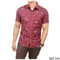 Harga model batik untuk pria katun kombinasi | antitipu.com