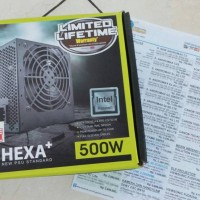 Power Supply FSP Hexa 500 - 500W