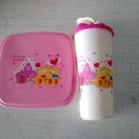 harga souvenir ultah anak / paket lunch box Tokopedia.com
