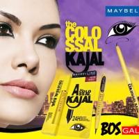 Eyeliner MAYBELLINE COLOSSAL KAJAL 24h | Eye Liner Maybeline