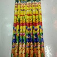 Pensil Winnie The Pooh / Pensil Kayu / Pensil Raut
