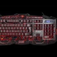 MARVO KM800L WIRED GAMING KEYBOARD + MOUSE