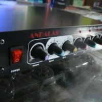 MIXER 4 MIC DIGITAL ECHO (COCOK UNTUK KARAOKE)