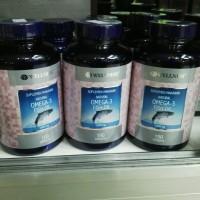 harga Wellness Omega 3 Salmon Fish Oil 1000 Mg Isi 150 Softgel Tokopedia.com