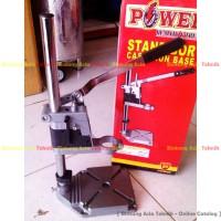 Drill Stand / Dudukan Mesin Bor Tangan POWER