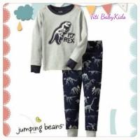 Piyama Jumping Beans (gray Rex)