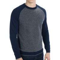 Jual Sweater Brother Joey O Neck Raglan Navy Grey Murah