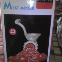 Gilingan Daging, Bumbu, Gethuk Lindri Manual