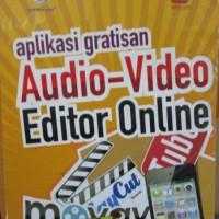Aplikasi Gratisan Audio-Video Editor Online