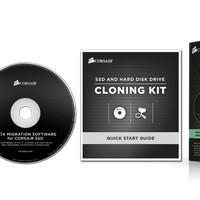 Corsair SSD Cloning & Upgrade Kit - CSSD-UPGRADEKIT
