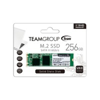Team SSD Msata M.2 2280 TM8PS4256GMC101 - 256GB R530MB / S W440MB / S