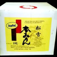 Matsuyuki Hon Mirin 18 Liter