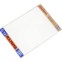 Tamiya Pla Paper 0.1mm (3pcs) [Pla Plate]