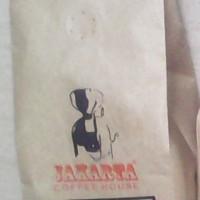 Roasted Wamena Arabica Coffee