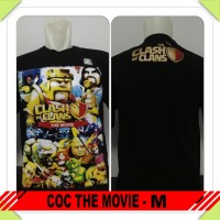 T-Shirt COC The Movie
