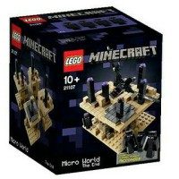 Lego 21107 minecraft : micro world to the end