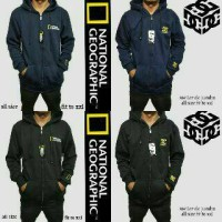 harga Switer jumbo bahan pleece uk fit to xxl natgeo & DC Tokopedia.com