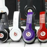 harga HEADSET BEATS BY DR DRE / HANDSFREE DJ BEATS / HEADPHONE Tokopedia.com