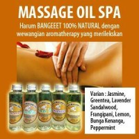 MASSAGE OIL AROMATHERAPY PURE