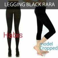 harga Legging  Hitam (stoking Tebal) Black Rara Tokopedia.com