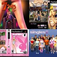 games PC (Larry - Magna Cum,7.Sins,PlayboyThe Mansion,Singles 2)