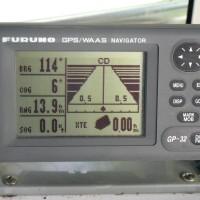 GPS NAVIGASI LAUT, GPS FURUNO GP32