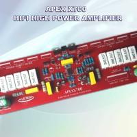 KIT Amplifier Apex X700 / Driver Apex Platinum Kit