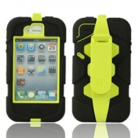 Griffin Survivor with Holster iPhone 4/4S, cover iPhone tahan banting