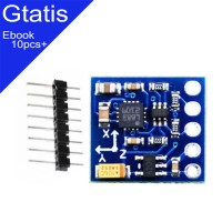 Gy271 Compass Module Hmc5883L Modul Kompas Digital Magnetometer Aa67