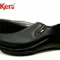 harga HARGA LEBARAN! Sepatu KULIT pria kickers santai casual terlaris Tokopedia.com