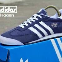 Sepatu casual pria kuliah pria adidas dragon grade original vietnam