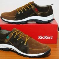 harga Sepatu casual kickers crocodile grade original bahan kulit swede Tokopedia.com