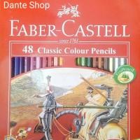 Jual Pensil Warna Faber Castell isi 48 Murah