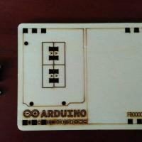 Arduino Wood Base Kit